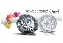 Jewel Heart Cheri