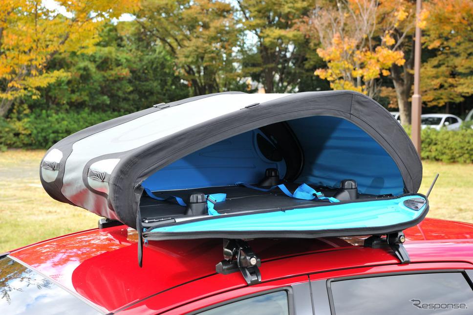 Автомобильный бокс на крышу автомобиля своими руками